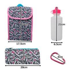 画像4: 5 Piece LOL Surprise Backpack (Pink×LightBlue)