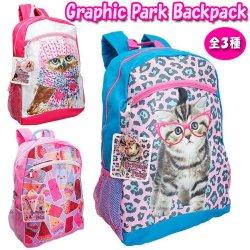 画像1: Graphic Paks GIRLS Backpack  ガールズ バックパック リュックサック