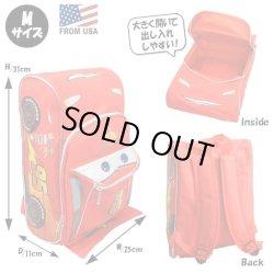 画像2: Cars Mini Backpack Mサイズ  カーズ リュックサック バックパック