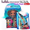 LOL OMG Backpack 5pc Set