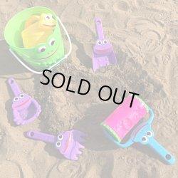 画像5: クール キッズ フロッグ サンドバケット Cool Kids Frog Sand Bucket