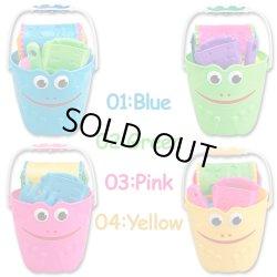 画像3: クール キッズ フロッグ サンドバケット Cool Kids Frog Sand Bucket