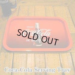 画像1: Coca-Cola Serving Tray