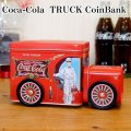 Coca-Cola TRUCK Coin Bank