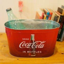 画像2: Coca-Cola Tin Party Tub