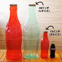 画像2: 【Coca-Cola Bottle Bank 22inch】大きいコーラの貯金箱 コカ・コーラ ボトルバンク 22インチ Lサイズ オシャレ アメリカン雑貨!