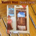 WayOut West Door Cover【メール便OK】