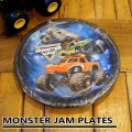 MonsterJam Plate