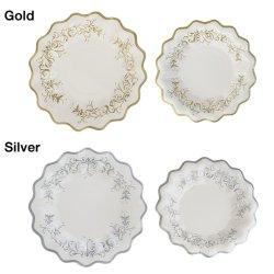 画像3: Classic Paper Plate & Bowl【8枚入り】【全4種】
