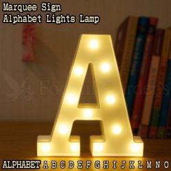 画像1: Marquee Sign Alphabet Lights Lamp