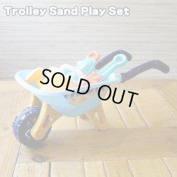 画像1: Trolley Sand Play Set