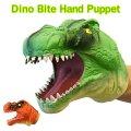 Dino Bite Hand Puppet【全2色】 恐竜のハンドパペット