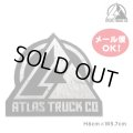 Atlas Truck Logo Sticker 【メール便OK】