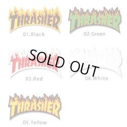 画像3: Thrasher  Flames sticker Ssize【全5種】