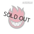 "Spitfire Wheels  Devil Head 3"" Sticker  Red 【メール便OK】"
