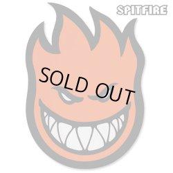 """画像1: Spitfire Wheels  Devil Head 11"""" Sticker Orange"""