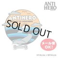 ANTIHERO ROAD TO NOWWHERE Sticker【メール便OK】