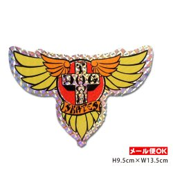 画像1: Dogtown  Skateboards Prismatic 70's Wing Sticker 4inch