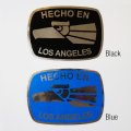 HECHO EN  Los Angeles Sticker 【メール便OK】