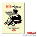 OBEY Sticker <NO Future> 【メール便OK】