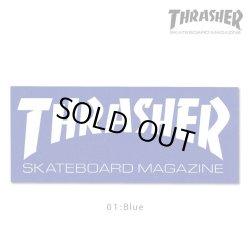 画像2: Thrasher small logo sticker 【メール便OK】