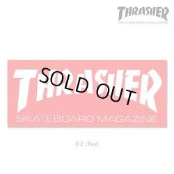 画像3: Thrasher small logo sticker 【メール便OK】