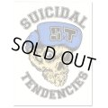SUICIDAL TENDENCIES Flip cap Sticker