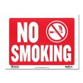 Sign Plate [NO SMOKING]