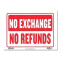 Sign Plate [NO EXCHANGE NO REFUNDS]