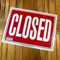 [CLOSED] Sign Plate