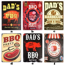 画像2: BBQ Tin SignPlate【全6種】