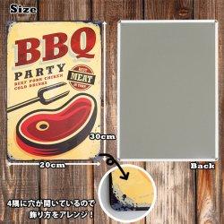 画像3: BBQ Tin SignPlate【全6種】
