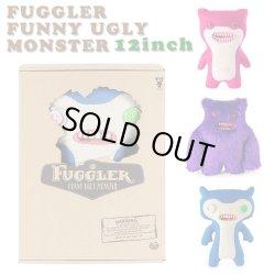 画像1: Fuggler Funny Ugly Monster  12inch Plush (L)