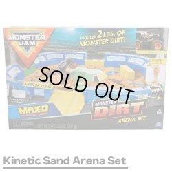 画像1: Monster Jam Dirt Arena Set