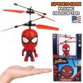 SpiderMan Flying Character UFO Helicopter