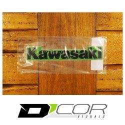 画像2: D'COR 6 inch Kawasaki Decal 【メール便OK】