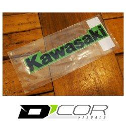 画像3: D'COR 6 inch Kawasaki Decal 【メール便OK】