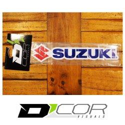 画像2: D'COR 12 inch Suzuki Decal