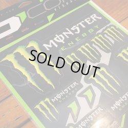 画像3: D'COR Monster Energy 4mil Decal Sheet