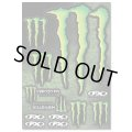 FACTORY FX Monster Energy BIG Logo Sticker Sheet