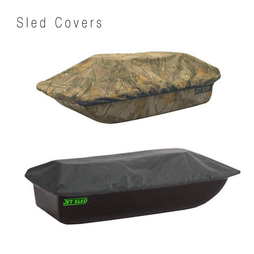 Sled Travel Covers
